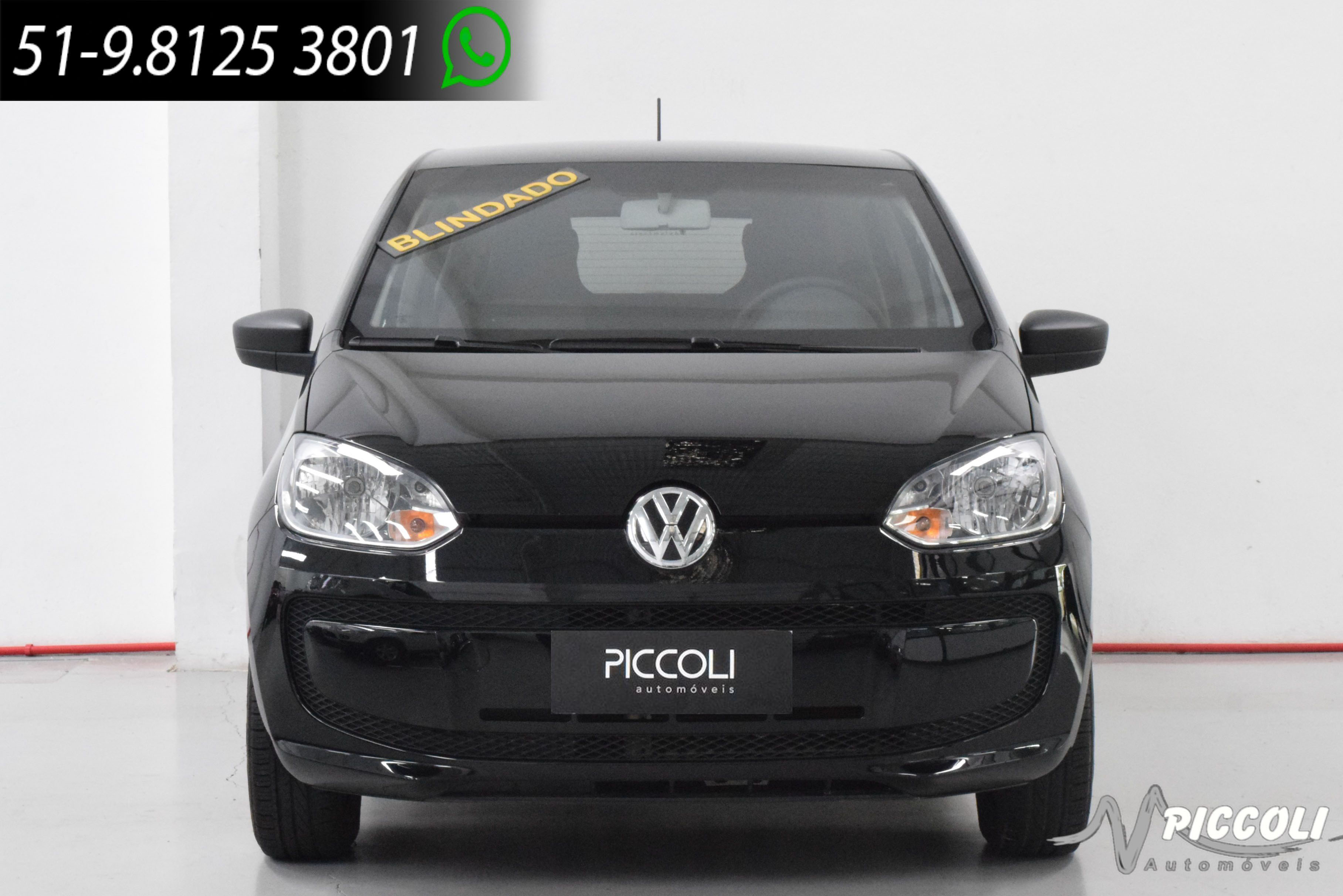 Volkswagen Up Take BLINDADO