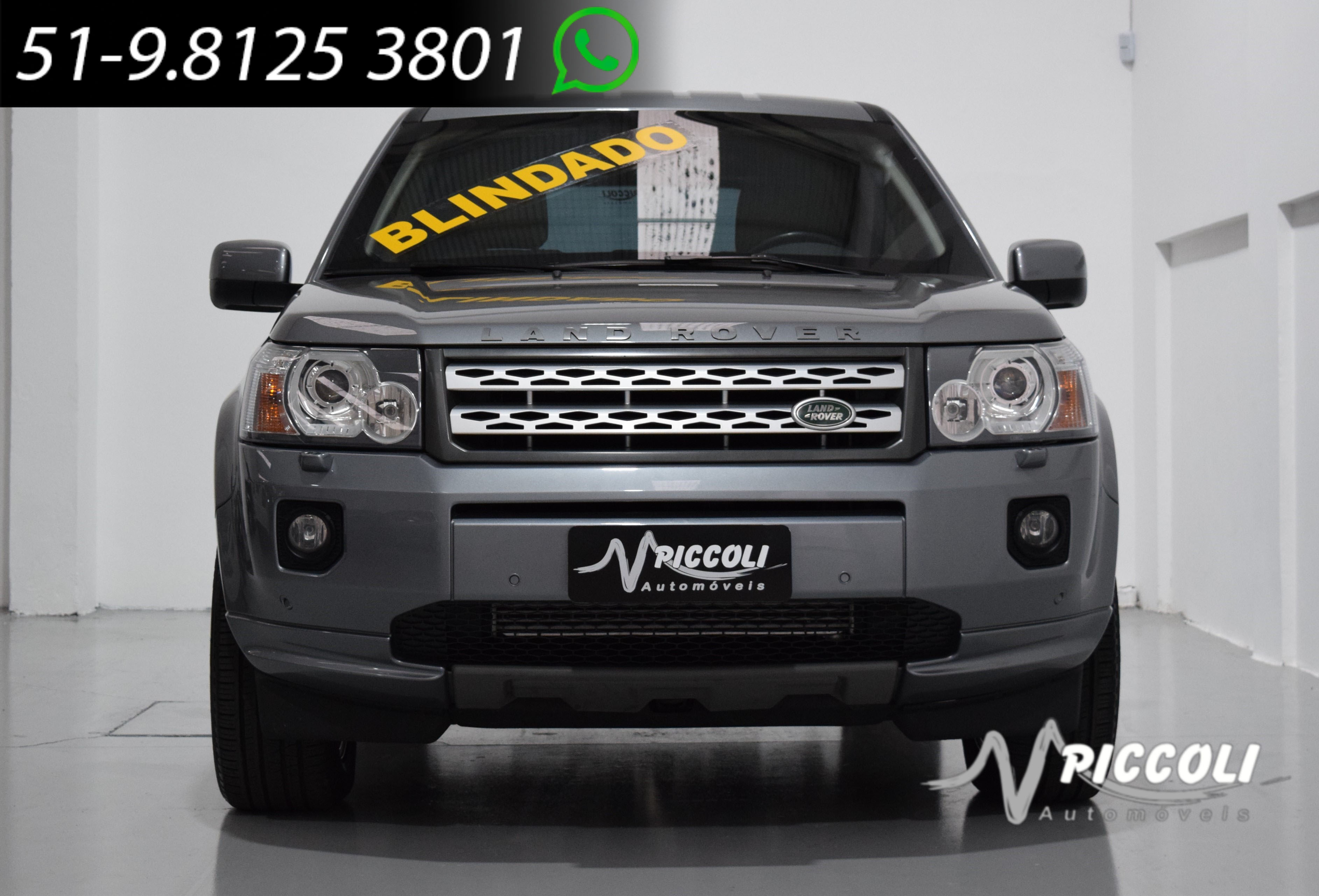 Land Rover Freelander SE 2.2 BLINDADO